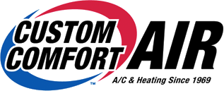 Custom Comfort Air Logo